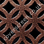 inner circular grille - antique copper
